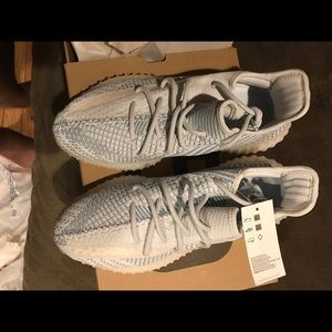Yeezy 350 white cloud Sz.10